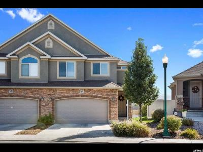 Riverton Townhouse For Sale: 3407 W Mount Cortina Way S