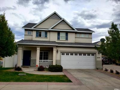 West Jordan Single Family Home For Sale: 6795 W Callery Ln S