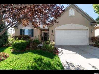 Draper Single Family Home For Sale: 11948 S Cottage View Ln E