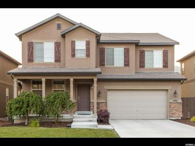 Draper Single Family Home For Sale: 16046 S Fielding Hill Ln