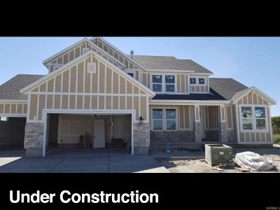West Jordan Single Family Home For Sale: 5393 W Timm Ct S #11