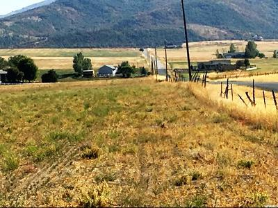 Wellsville Residential Lots & Land For Sale: 3850 W 6800 S