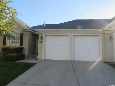 Draper Condo For Sale: 11835 S Cottage Side Way E