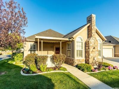 West Jordan Single Family Home For Sale: 2898 W Abbey Springs Cir S