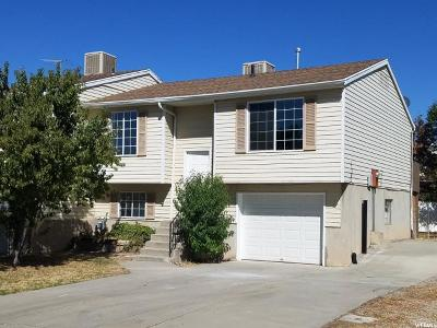 West Jordan Single Family Home For Sale: 1570 W Ponderosa Ln. S