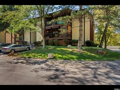 Murray Condo For Sale: 5556 S Marshwood #F