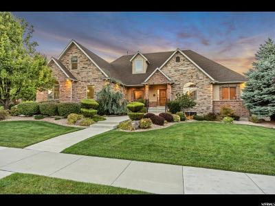 South Jordan Single Family Home For Sale: 2284 W Count Fleet Ct S