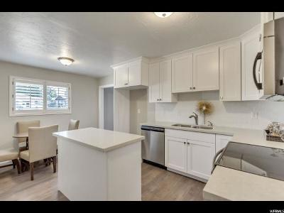 Salt Lake City Single Family Home For Sale: 4796 W 4865 S
