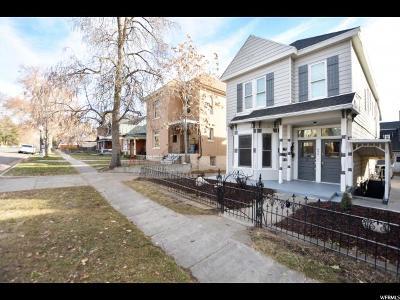 Salt Lake City Multi Family Home For Sale: 658 E 3rd Ave