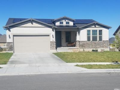 West Jordan Single Family Home For Sale: 7102 W Jayson Bend Dr S