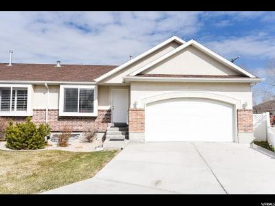 Tooele County Condo For Sale: 249 E Haven Side S