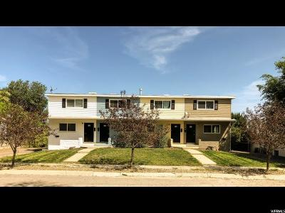 Price Multi Family Home For Sale: 760 N 100 E