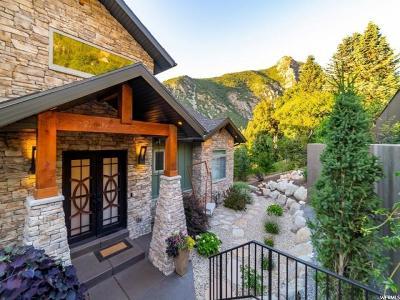 Sandy Single Family Home For Sale: 3877 E Alta Approach S