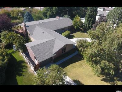 Brigham City Single Family Home For Sale: 267 N 500 E