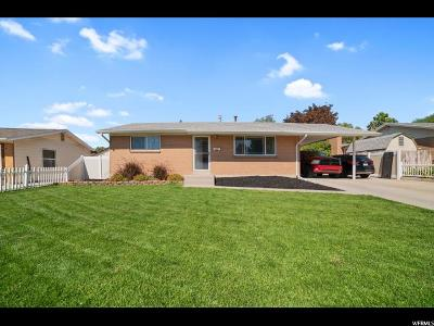 Sandy Single Family Home For Sale: 855 E Statice Ave