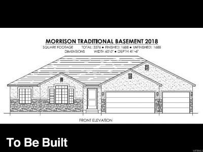 Santaquin Single Family Home For Sale: 900 S 200 W #MORSN