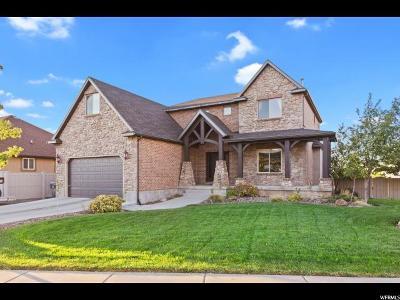 Santaquin Single Family Home For Sale: 137 E 820 S