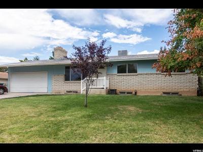 Mapleton Single Family Home For Sale: 657 E 400 N
