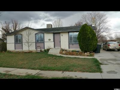 Orangeville Single Family Home For Sale: 430 N Cedar View Ln