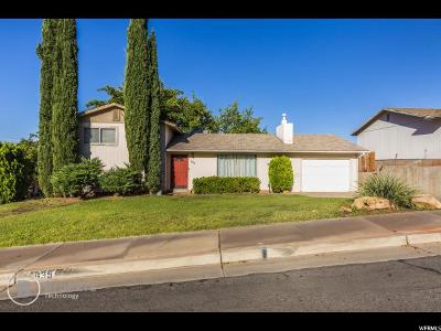 St. George Single Family Home For Sale: 635 N 1050 W