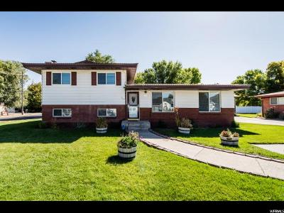 Single Family Home For Sale: 550 E 300 S