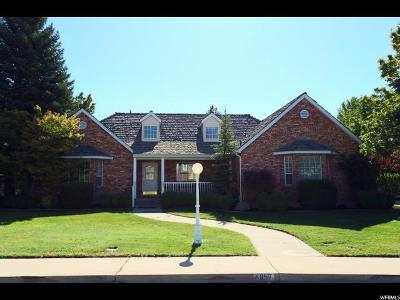 Single Family Home For Sale: 4857 W Mountain View Cir