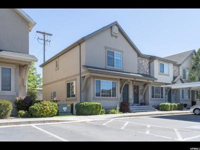 Orem Townhouse For Sale: 464 N 1235 W