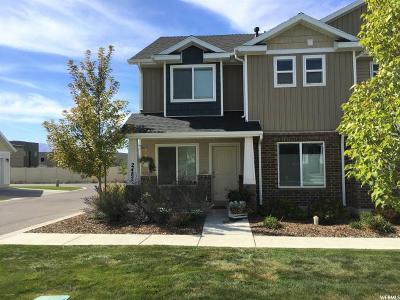 North Logan Townhouse For Sale: 2482 N 150 E