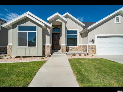 Provo Single Family Home For Sale: 2396 W 1160 N #LOT 6