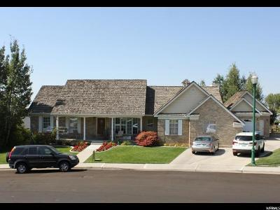 Orem Single Family Home For Sale: 1843 N Heather Dr E
