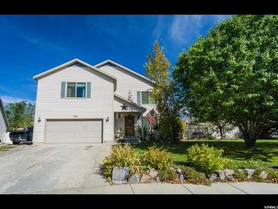Stansbury Park Single Family Home For Sale: 566 Wheatridge Rd