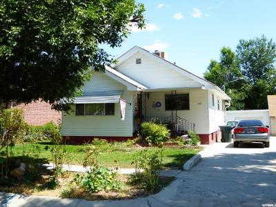 Price UT Single Family Home For Sale: $80,000