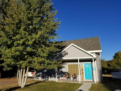 Preston Single Family Home For Sale: 42 N 300 E