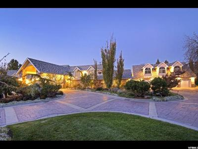 Riverton Single Family Home Under Contract: 3814 W 13800 S