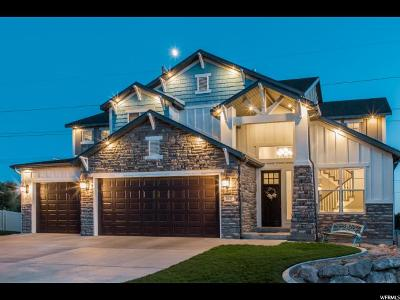 Lehi Single Family Home For Sale: 1037 W 2650 N