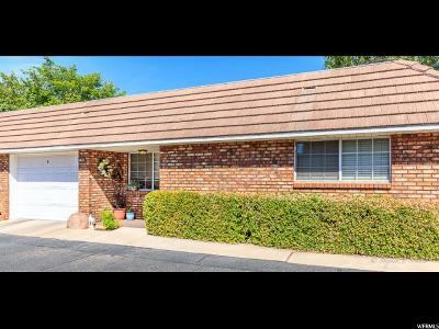 St. George Townhouse For Sale: 465 S 100 E #C-4