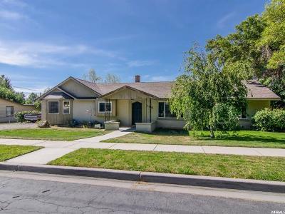 Alpine Single Family Home For Sale: 155 N 200 E