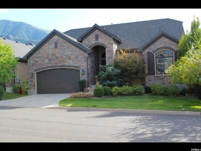Sandy Single Family Home For Sale: 3044 E Scenic Valley Dr