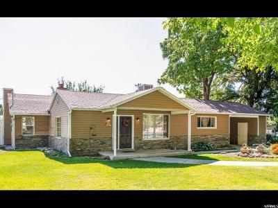 Lindon Single Family Home For Sale: 760 E Center St