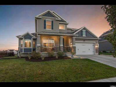 West Jordan Single Family Home For Sale: 6473 W Lonebellow Dr