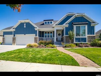 Lehi Single Family Home For Sale: 526 N 2030 W