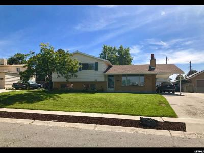 Cottonwood Heights Single Family Home For Sale: 2230 E 6630 S