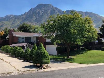 Holladay Single Family Home For Sale: 4383 S 2900 E