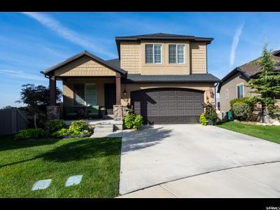 Lehi Single Family Home For Sale: 5061 N Fox Hollow W