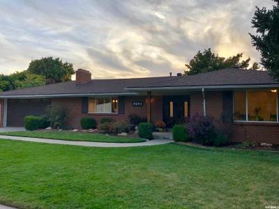 Sandy Single Family Home For Sale: 9694 S Mt Jordan Rd