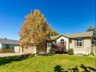 West Jordan Single Family Home For Sale: 4144 W Jenny Lake Dr S