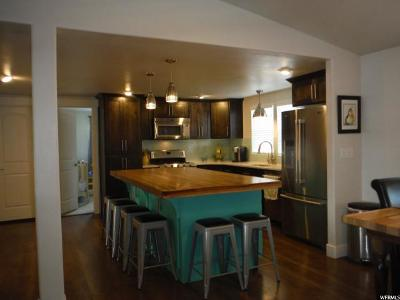 Salem Single Family Home For Sale: 195 N 400 East E