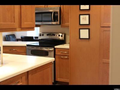 Salt Lake City Single Family Home For Sale: 2158 S Wellington St E