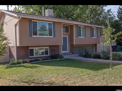 Sandy Single Family Home For Sale: 9186 S Laura Anne Way