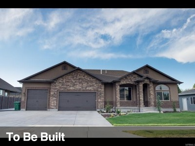 American Fork Single Family Home For Sale: 513 W 1040 N